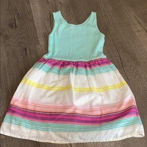 Girls Gap Sleeveless Summer Dress